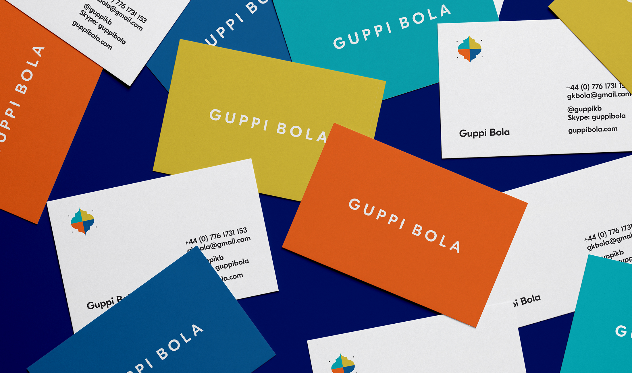 Guppi-Bola-business-cards-©-elena-manfredi
