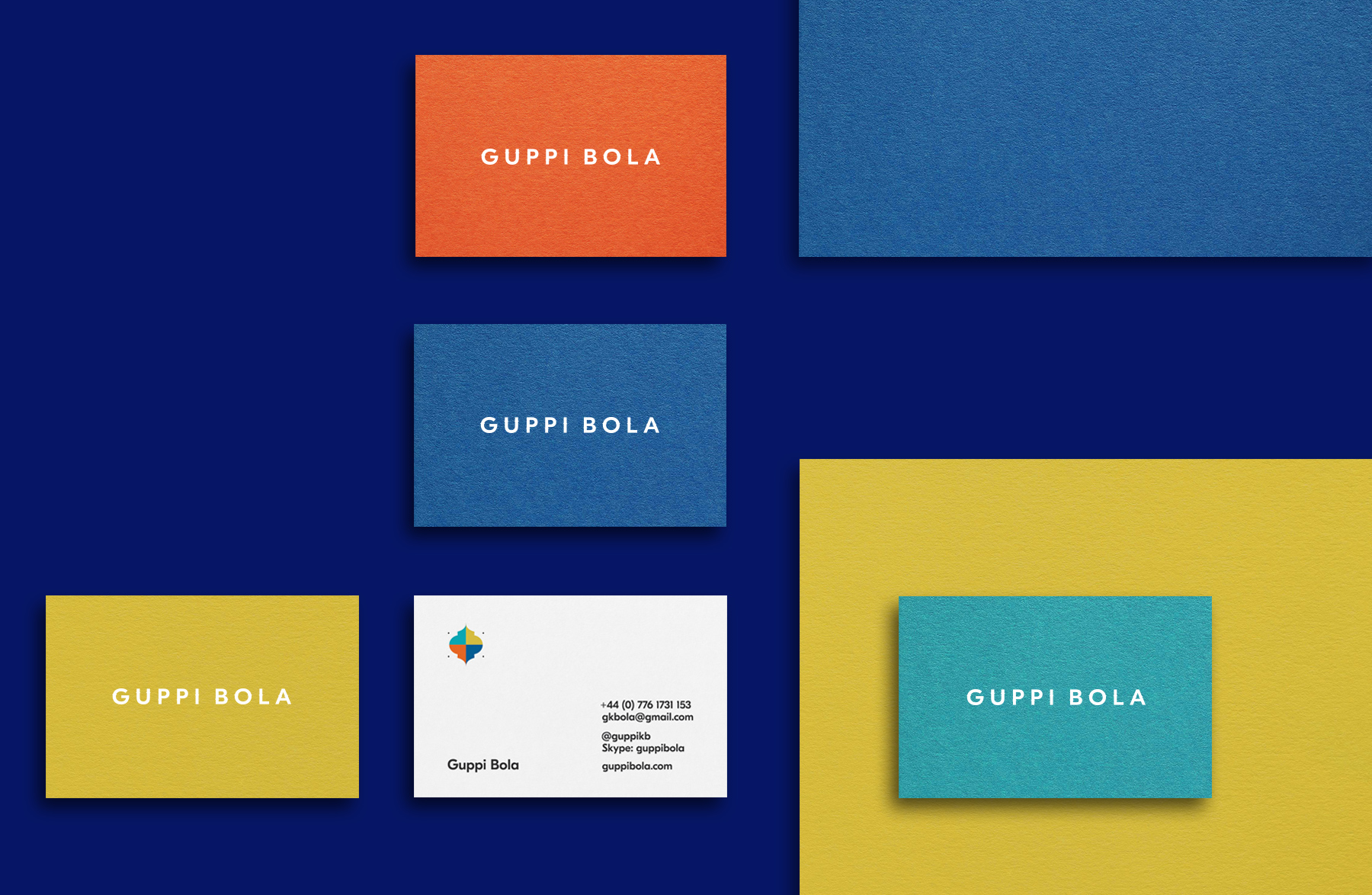 Guppi-Bola-stationery