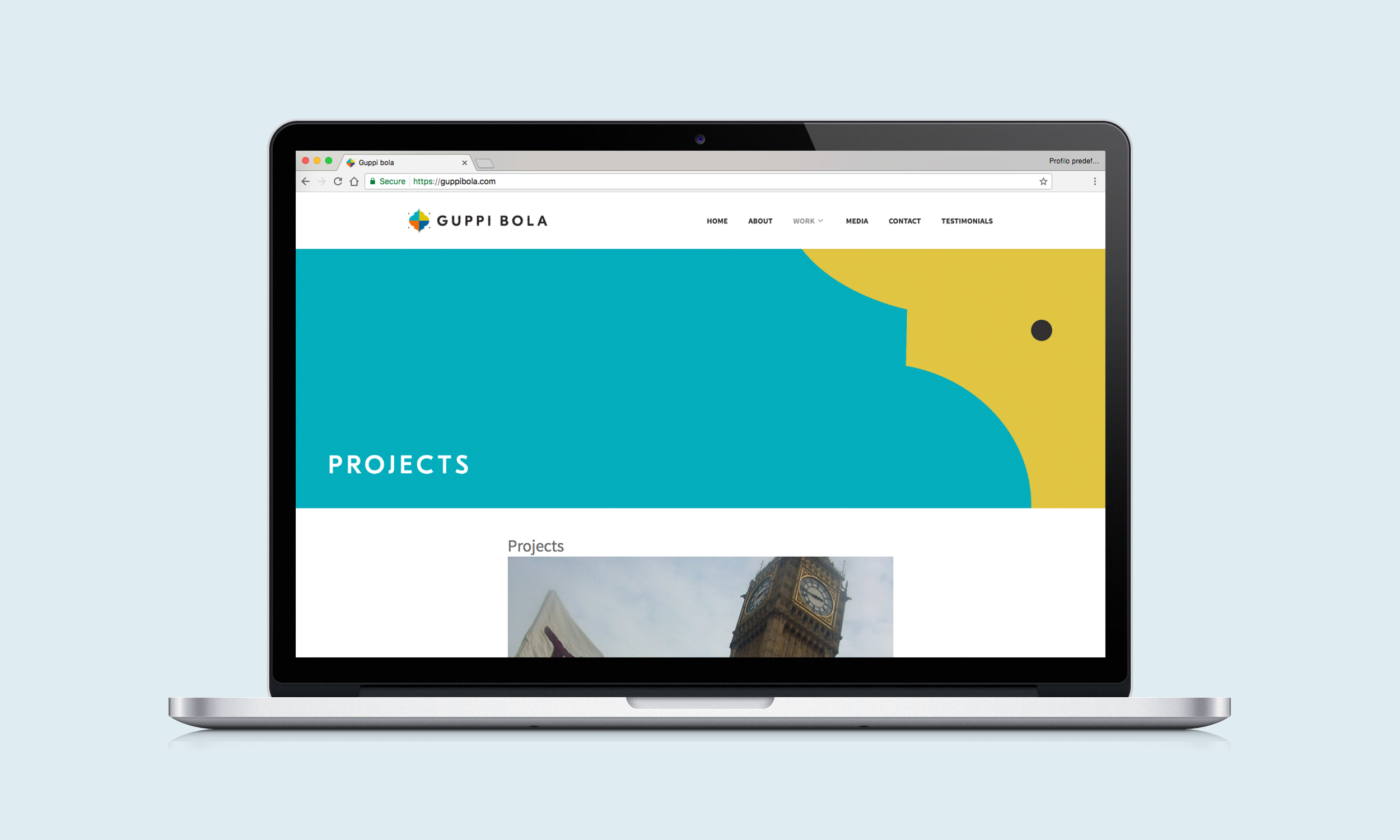 Guppi-Bola-website-projects