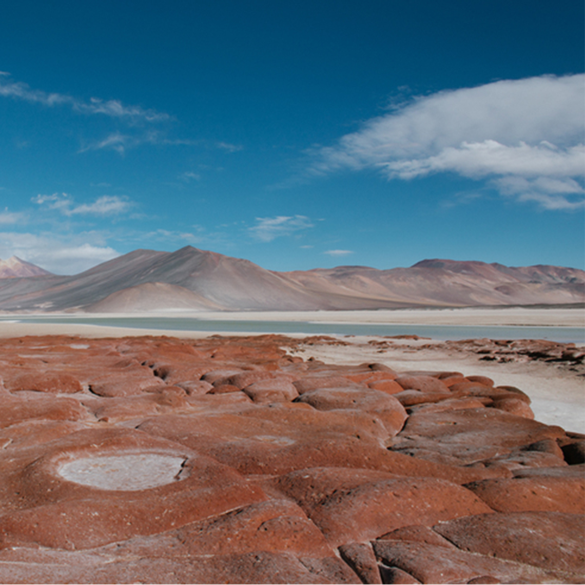Landscapes of South America